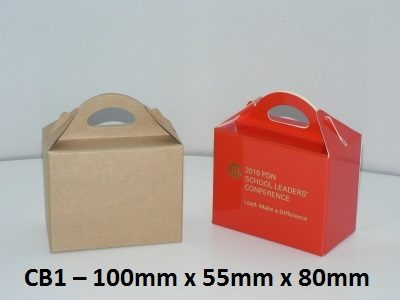 CB1 - Carry Box - 100mm x 55mm x 80mm