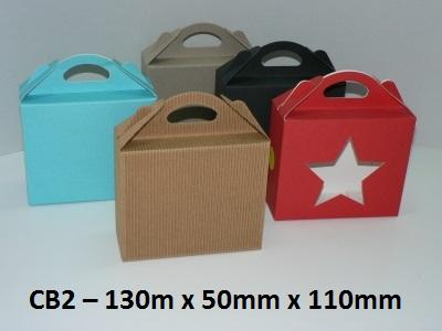CB2 - Carry Box - 130mm x 50mm x 110mm
