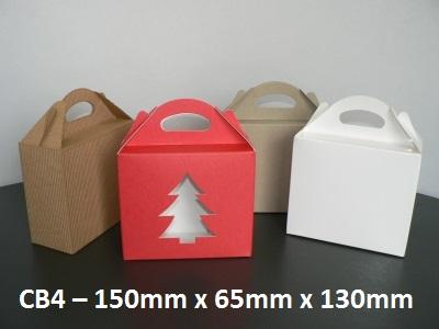CB4 - Carry Box - 150mm x 65mm x 130mm