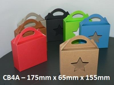 CB4A - Carry Bag - 175mm x 65mm x 155mm