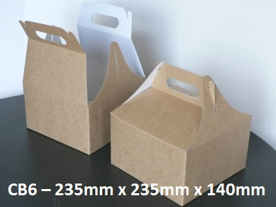 CB6 - Carry Bag - 235mm x 235mm x 140mm