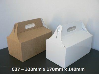 CB7 - Carry Bag - 320mm x 170mm x 140mm