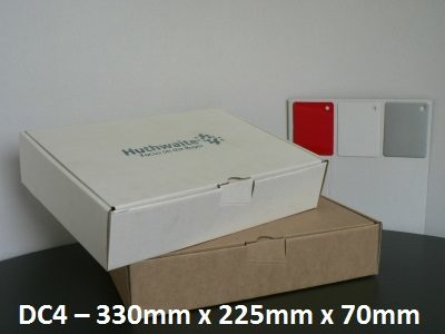 DC4 - Die-Cut Carton - 330mm x 225mm x 70mm