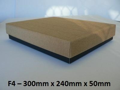 F4-Flat-Box-with- Lid-300mm-x-240mm-x-50mm