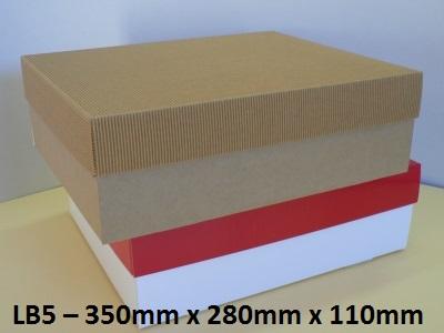 LB5 – 350mm x 280mm x 110mm