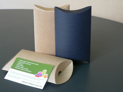 Pillow Box Range