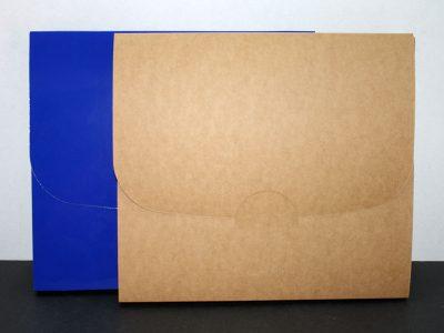 FD2D - Cardboard Folder - 303mm x 250mm x 25mm