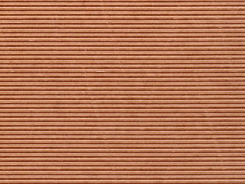 Natural Corrugated