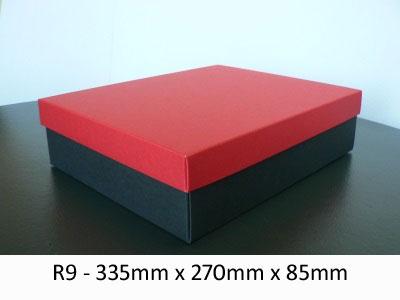 R9 – 335mm x 270mm x 85mm