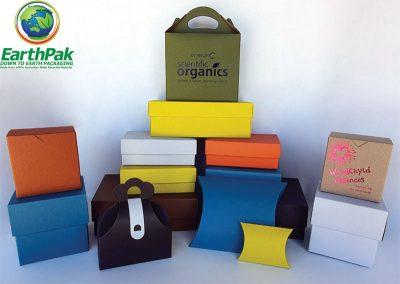 Coloured Recycled Range