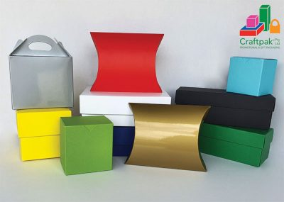 Matt & Gloss Colour Range