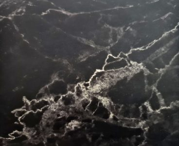 Soft Touch Black Marble